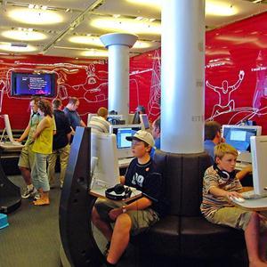 Интернет-кафе Верхного Авзяна