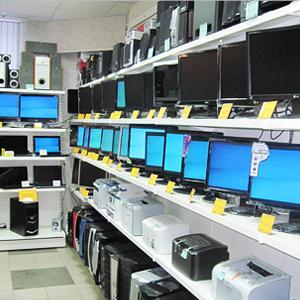 Компьютерные магазины Верхного Авзяна