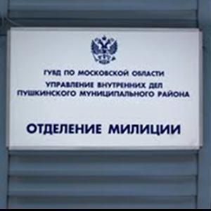 Отделения полиции Верхного Авзяна