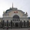 Железнодорожные вокзалы в Верхнем Авзяне