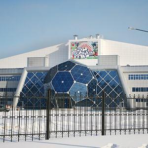 Спортивные комплексы Верхного Авзяна